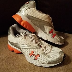 Under Armour Athletic Shoes Clemson Colors New